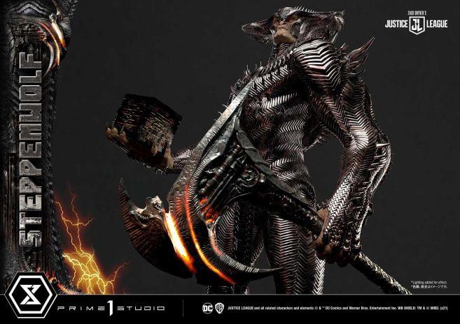 Prime 1 Studio - Zack Snyders Justice League - Steppenwolf - 49