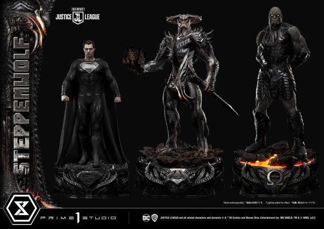 Prime 1 Studio - Zack Snyders Justice League - Steppenwolf - 57