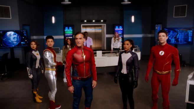 The Flash - Season 7 - Ep 18 - 22