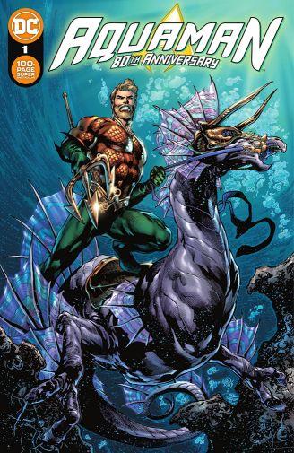 Aquaman 80th 1