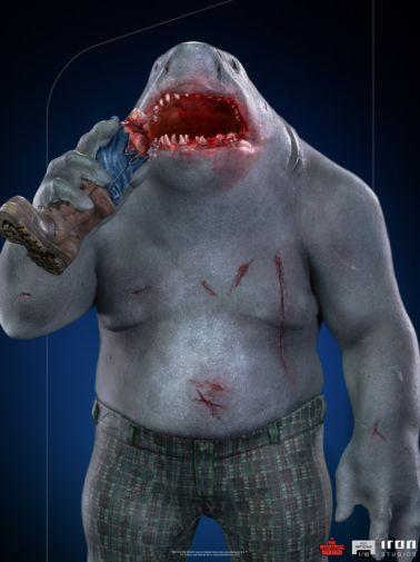 Iron Studios - DC Comics - The Suicide Squad - King Shark - 05