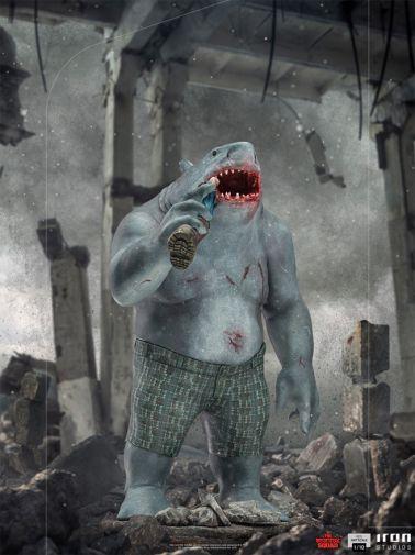Iron Studios - DC Comics - The Suicide Squad - King Shark - 11