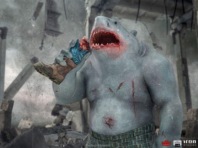 Iron Studios - DC Comics - The Suicide Squad - King Shark - 12