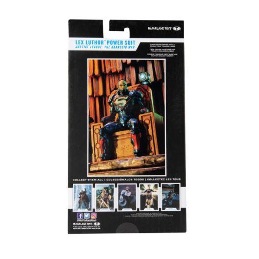 McFarlane Toys - DC Multiverse - Darkseid Lex Luthor - 10