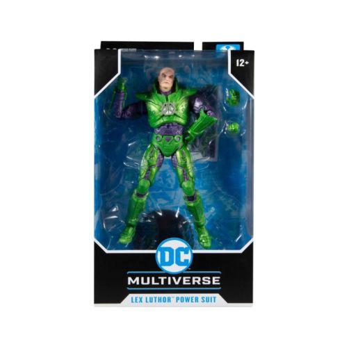 McFarlane Toys - DC Multiverse - New 52 - Lex Luthor - 08