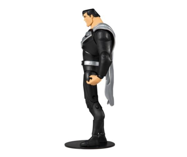 McFarlane Toys - DC Multiverse - Superman The Animated Series - Superman - Black Suit - 02