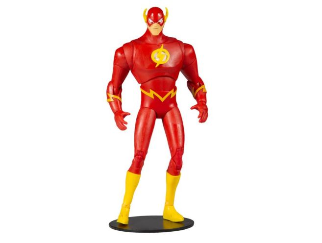 McFarlane Toys - DC Multiverse - Superman The Animated Series - The Flash - 01