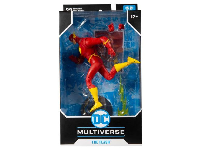 McFarlane Toys - DC Multiverse - Superman The Animated Series - The Flash - 08