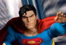 Mezco Toyz - Superman - Man of Steel - Featured - 01