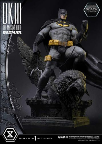 Prime 1 Studio - Dark Knights III - Batman - Black Version - 09