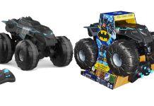 Spin Master - DC - Bat-Tech - All-Terrain RC Batmobile - Featured - 01