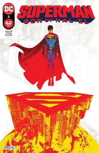 Superman Son of Kal-El 2
