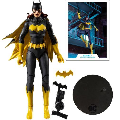 McFarlane Toys - DC Multiverse - Batman - Three Jokers - Batgirl - 07