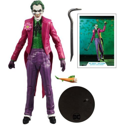 McFarlane Toys - DC Multiverse - Batman - Three Jokers - Joker - Clown - 07