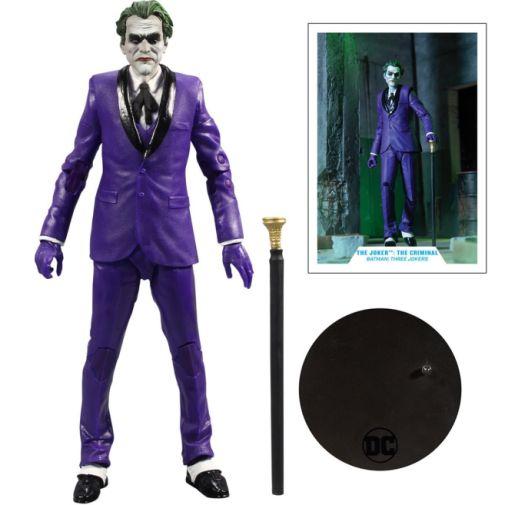 McFarlane Toys - DC Multiverse - Batman - Three Jokers - Joker - Criminal - 07