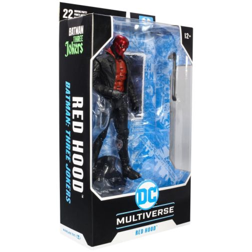 McFarlane Toys - DC Multiverse - Batman - Three Jokers - Red Hood - 09