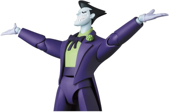 Medicom - MAFEX - The New Batman Adventures - Joker - 08