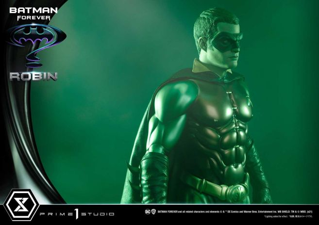 Prime 1 Studio - Batman Forever - Robin - 13