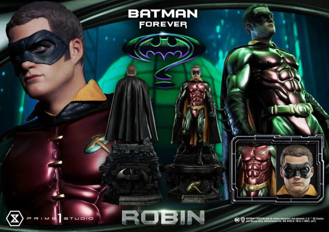 Prime 1 Studio - Batman Forever - Robin - 54