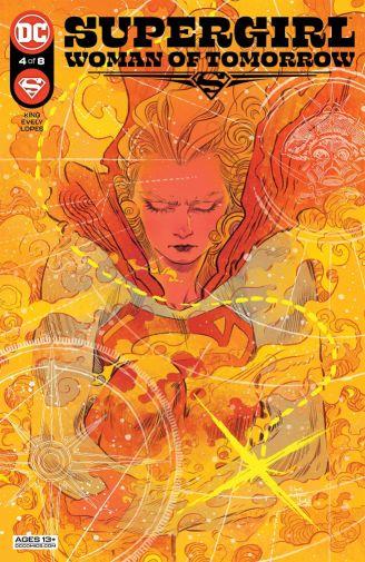 Supergirl Woman of Tomorrow 4