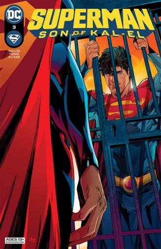 Superman Son of Kal-El 3