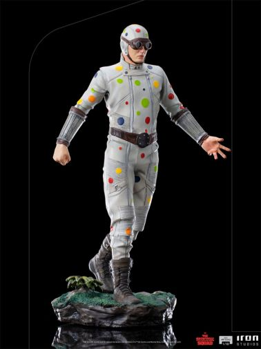 Iron Studios - DC Comics - The Suicide Squad - Polka-Dot Man - 06