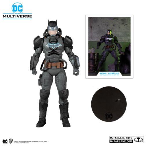 McFarlane Toys - DC Multiverse - Batman - Hazmat Suit Batman - 07