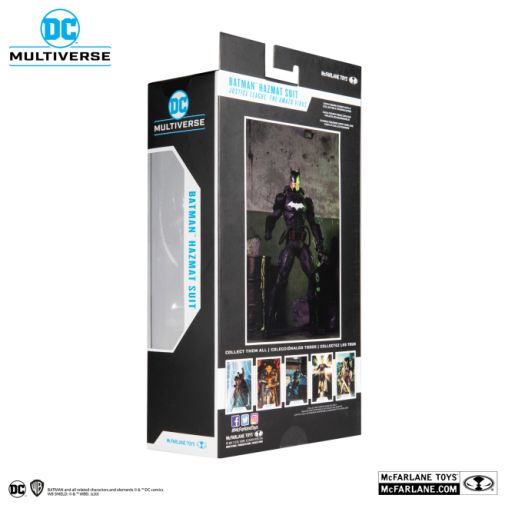 McFarlane Toys - DC Multiverse - Batman - Hazmat Suit Batman - 10