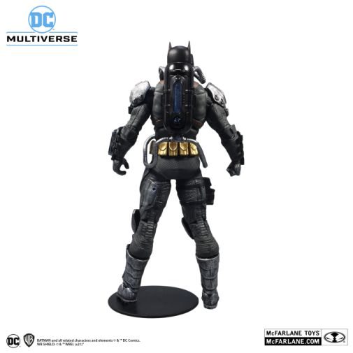 McFarlane Toys - DC Multiverse - Batman - Hazmat Suit Batman - Gold Label - 03