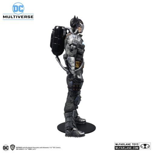 McFarlane Toys - DC Multiverse - Batman - Hazmat Suit Batman - Gold Label - 04