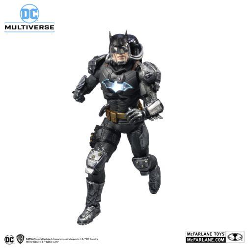 McFarlane Toys - DC Multiverse - Batman - Hazmat Suit Batman - Gold Label - 06