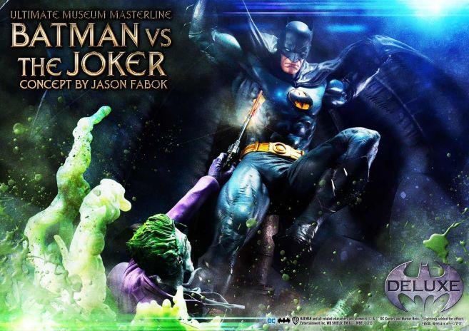 Prime 1 Studio - Batman - Batman Vs Joker - 01