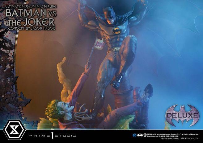 Prime 1 Studio - Batman - Batman Vs Joker - 05