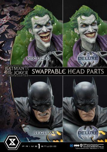 Prime 1 Studio - Batman - Batman Vs Joker - 09