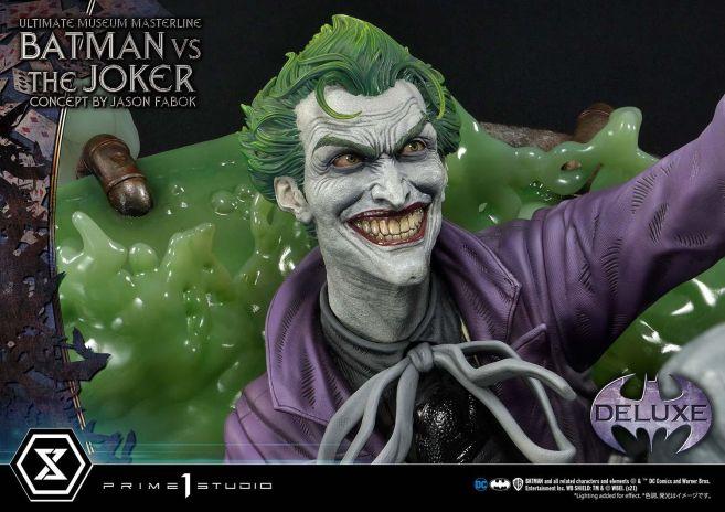 Prime 1 Studio - Batman - Batman Vs Joker - 16