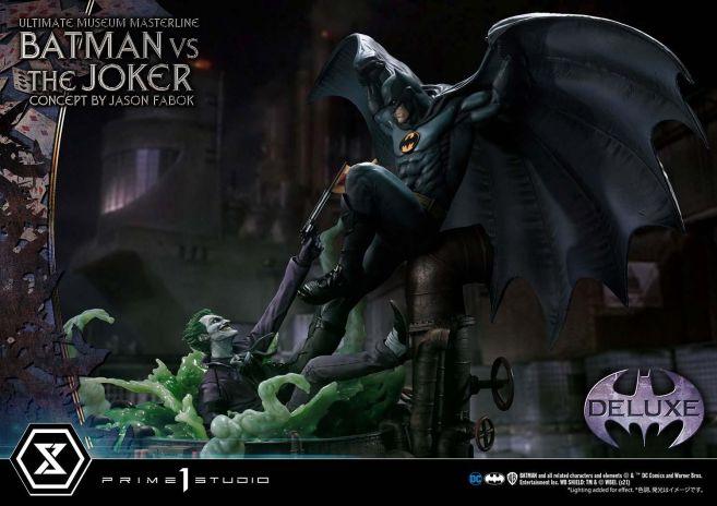 Prime 1 Studio - Batman - Batman Vs Joker - 23