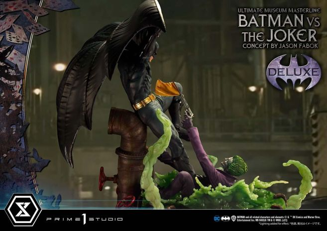 Prime 1 Studio - Batman - Batman Vs Joker - 24