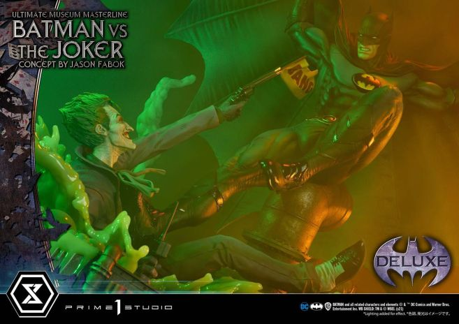 Prime 1 Studio - Batman - Batman Vs Joker - 25