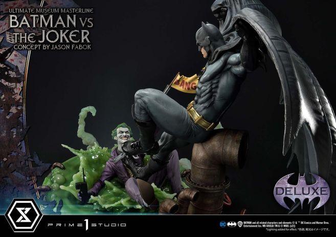 Prime 1 Studio - Batman - Batman Vs Joker - 29