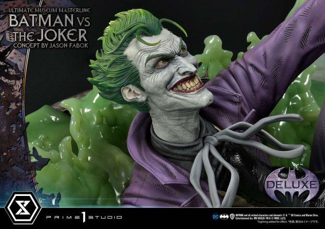Prime 1 Studio - Batman - Batman Vs Joker - 32