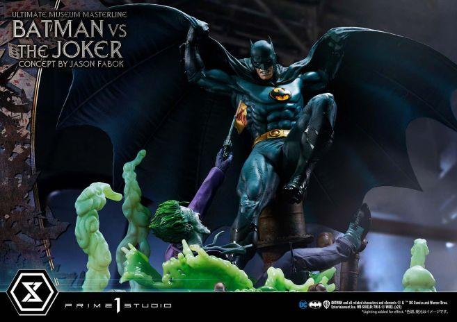 Prime 1 Studio - Batman - Batman Vs Joker - 36