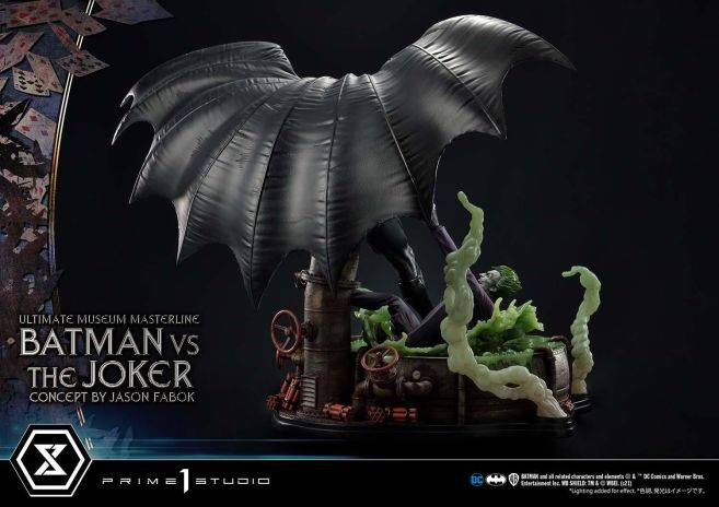 Prime 1 Studio - Batman - Batman Vs Joker - 38