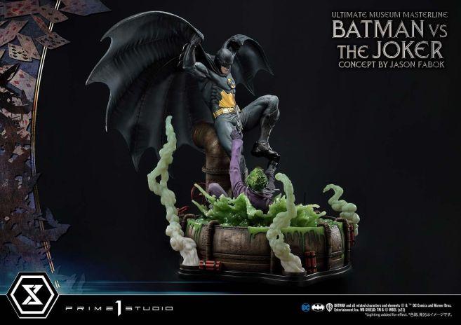 Prime 1 Studio - Batman - Batman Vs Joker - 39