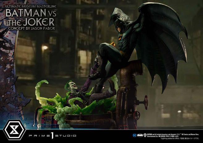 Prime 1 Studio - Batman - Batman Vs Joker - 55
