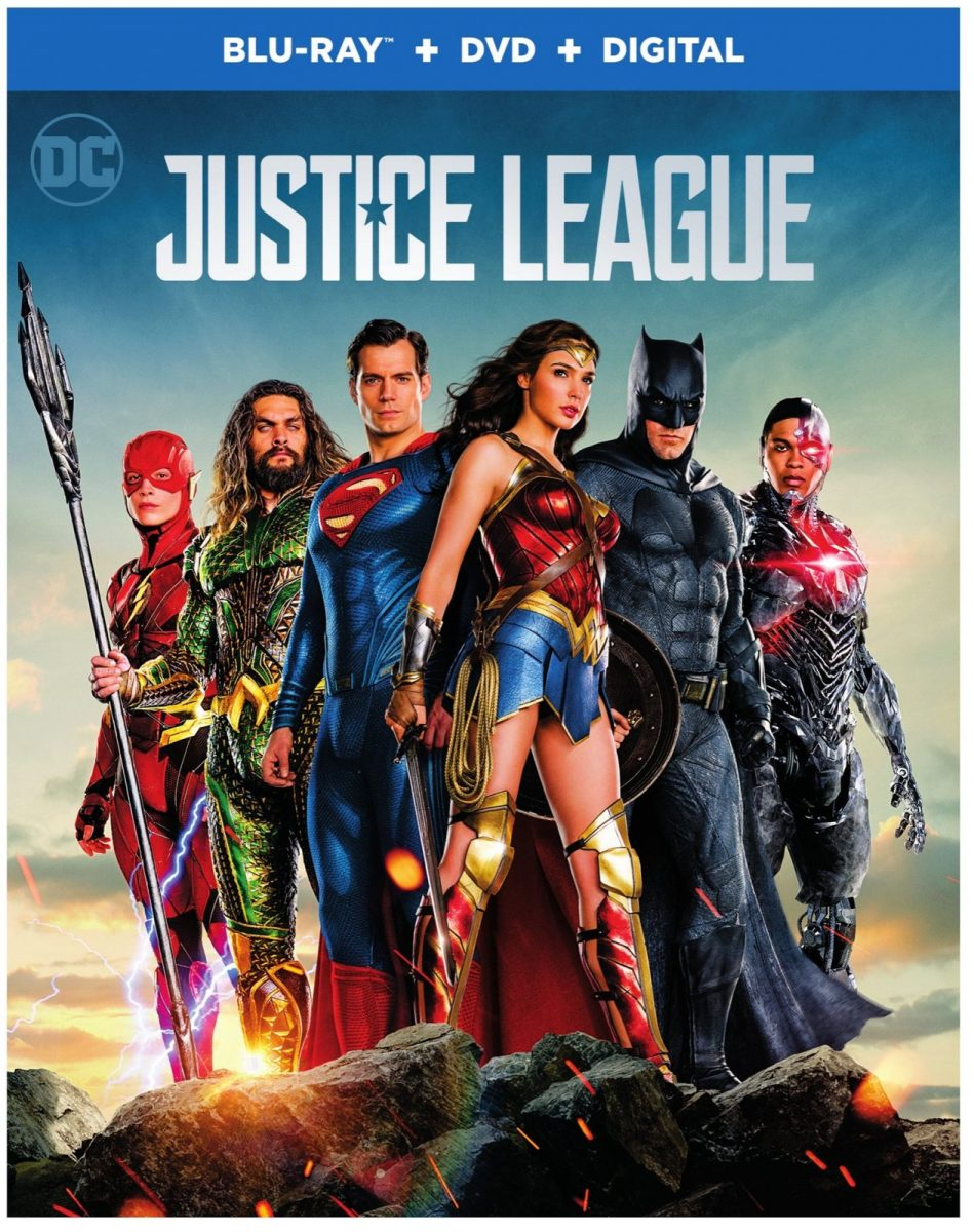 Review - JUSTICE LEAGUE (Digital Release)
