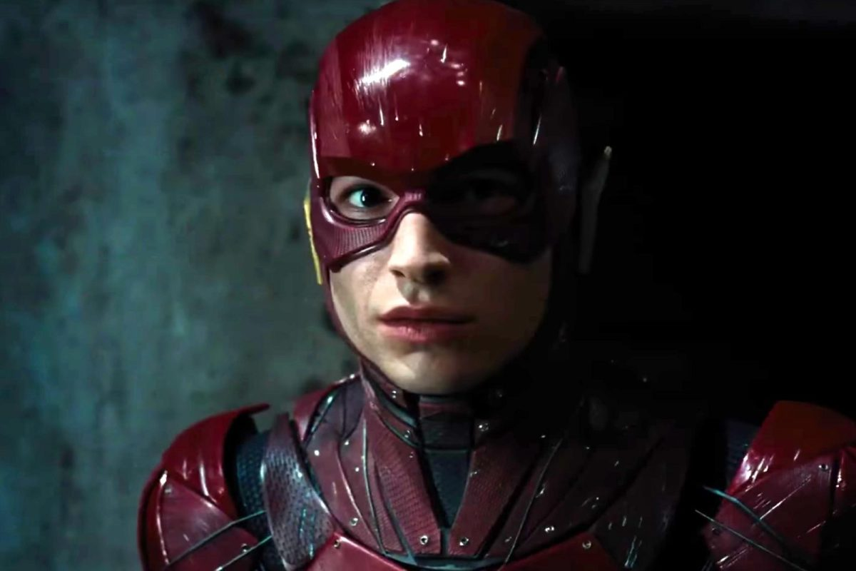 THE FLASH: Ezra Miller to Pen New Script w/Grant Morrison