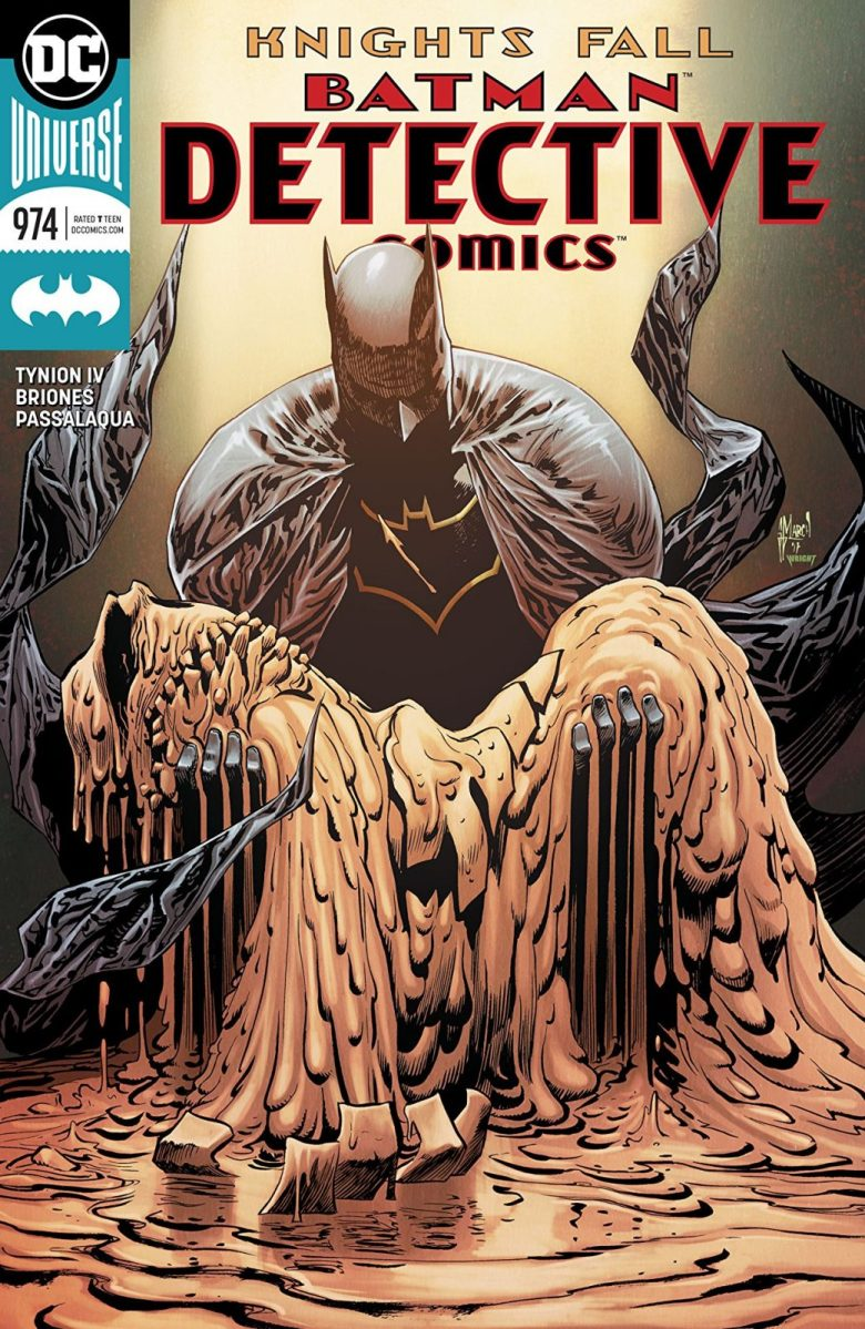 Review - DETECTIVE COMICS #974