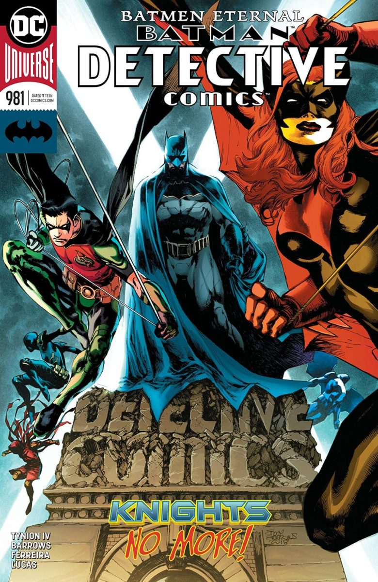 Review - DETECTIVE COMICS #981