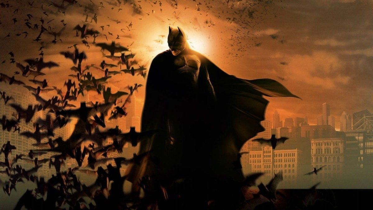 Film Review - BATMAN BEGINS