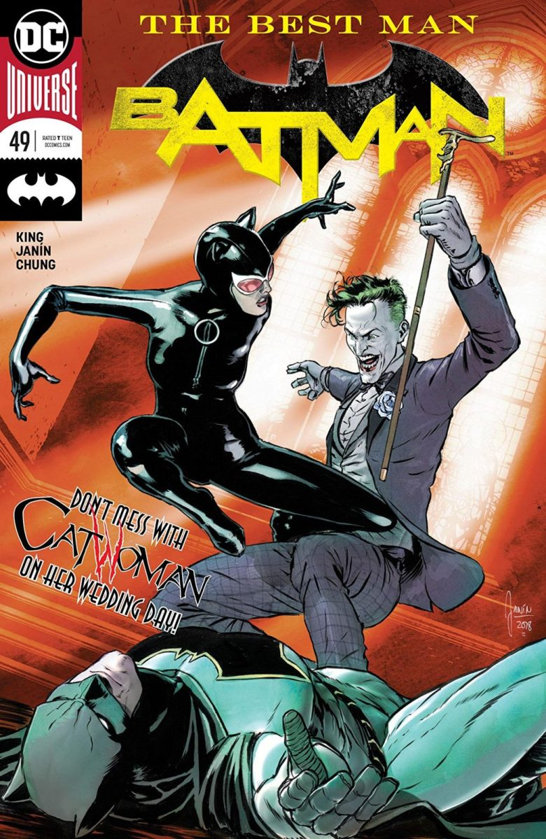 Review - BATMAN #49